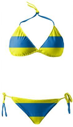 Boho Girl Beach Wear Brazilian Bikini. Feel Good Fashion & Living® by Marijke Verkerk Design www.marijkeverkerkdesign.nl