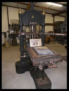 Abbot Francis brought this first printing press to Mariannhill, that printed the first Zulu Catechism and Newspaper which was set by hand. Catechism, Printing Press, Zulu, Printing Services, Newspaper, Renaissance, Type, Printed, Historia