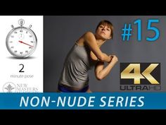 (NON-NUDE SERIES) Daily Life Drawing Sessions: Free Timed Art Model Reference for Figure Drawing and Figure Painting - YouTube