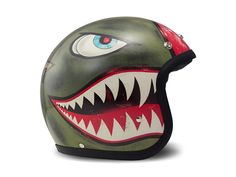 Dmd Shark helmet
