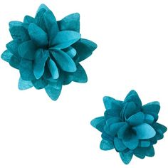 Xhilaration 3D Rice Flowers Wall Appliques featuring polyvore, home, home decor, flowers, filler, flower fillers, teal, wall decor, teal home accessories, teal home decor and xhilaration