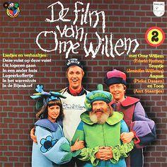 De Film van Ome Willem. Ik keek stiekem bij mijn vriendin, want mijn moeder vond broodjes poep niet geschikt!