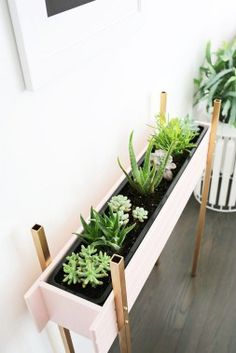 Image result for bar table next to planter box