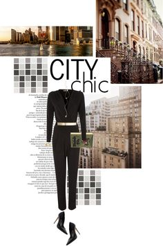 """""""City Chic"""" by federica-m on Polyvore"""