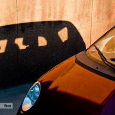Car and shadow. by Andriy Solovyov on 500px