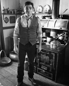 When Calls the Heart - Getting goofy in the kitchen! #hearties