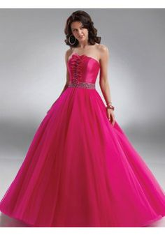 A-line Strapless Tulle Pink Quinceanera Dress With Beading #USAZT455 - See more at: http://www.victoriasdress.com/catalogsearch/result/?main_page=advanced_search_result&search_in_description=1&q=Quinceanera+dress#sthash.7jUAFEzi.dpuf