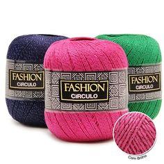 Linha Fashion Circulo - 100g