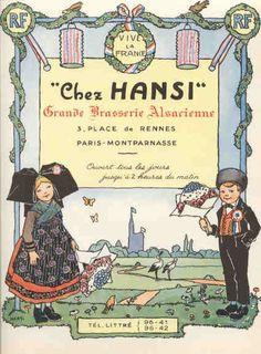 Hansi / Chez Hansi Paris
