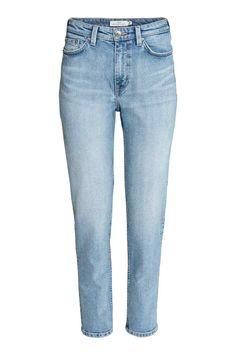 Straight High Waist Jeans | H&M