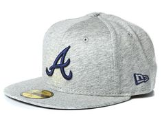 NEW ERA x MiLB「Atlanta Braves Jersey Pop」59Fifty Fitted Baseball Cap Fitted  Baseball 138ac3f3bfb