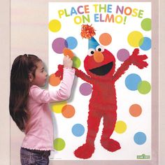 Sesame Street Party Game | 1 ct