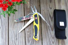 The Rangergrip 90 multitool is Wenger's latest edition to the Rangergrip line.  It is a nine-tool, 15-function beast that can stand up to any situation it's put in