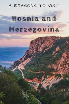 Reasons to visit Bosnia and Herzegovina!