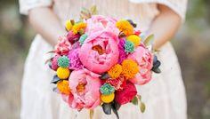 bruidsboeket-fel-roze