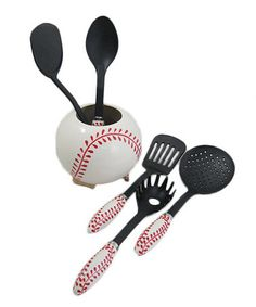 not sure that i will ever have a baseball themed kitchen, but in case i ever do...