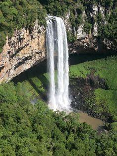 Parque Estadual do Caracol - Gramado RS eu adoro esse lugar. E todas as vezes em que estive em Gramado fui visitá-lo