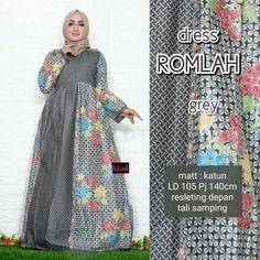 Batik Muslim, Craft Stores, Hijab Fashion, Den, Ethnic, Dresses, Style, Vestidos, Swag