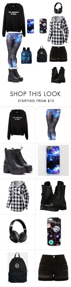 """""""style"""" by lexiwolf07 ❤ liked on Polyvore featuring Columbia, Capezio, Beats by Dr. Dre, Nikki Strange, Hype, River Island and JanSport"""