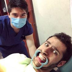 """@debryanshow's photo: """"Miedo cuando vas al dentista y te pone aparatos raros... """""""