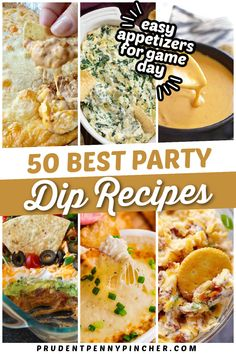 Appetizers For A Crowd, Finger Food Appetizers, Food For A Crowd, Appetizers For Party, Appetizer Recipes, Finger Foods, Mexican Food Recipes, New Recipes, Cooking Recipes