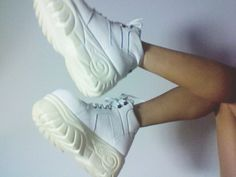 Buffalo shoes #platform #tennisshoes #inreallife