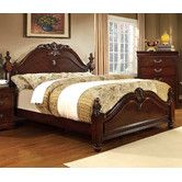 Found it at Wayfair - Cherisse Four Poster Bed