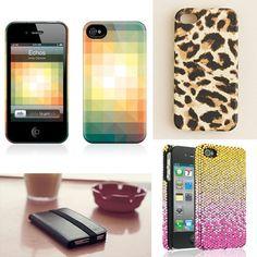 32 iPhone 4 cases.