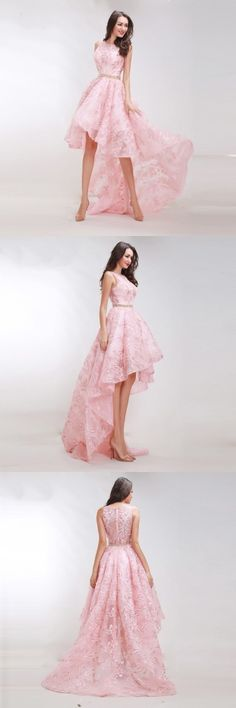 c354703f122 1419 Popular Pink Prom Dresses images in 2019