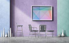PONER mobilier design tube par Jimin Lee