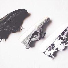 Prettiest Nikes I've ever seen #shoes #sneakers #kicks