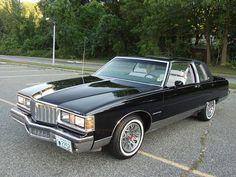1980 Pontiac Bonneville coupe by That Hartford Guy, via Flickr