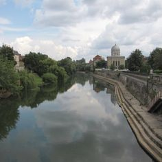 Oradea, Romania - Crisul River Places To Travel, Places To Visit, My Town, Places Ive Been, Around The Worlds, Earth, Memories, River, Paint