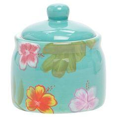 Flamenco Sugar Pot