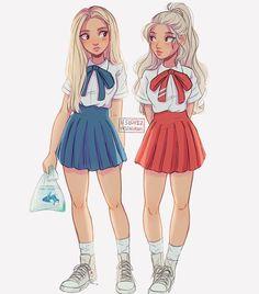 LISA AND LENA ???!!!!XD