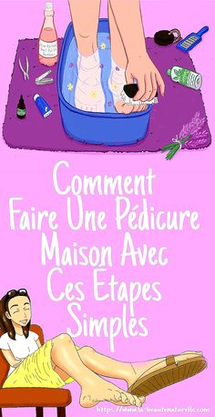 How to make a homemade pedicure with these simple steps - nail models Homemade Pedicure, Beauty Spells, Pedicure At Home, Daily Beauty, Homemade Beauty Products, Nail Care, Animals Beautiful, Simple, Body Care