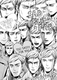 Sad but Fab Erwin Smith