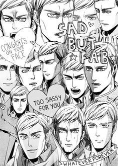 Sad but Fab Erwin Smith