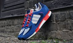 adidas Originals ZX 850 | Blue & Red