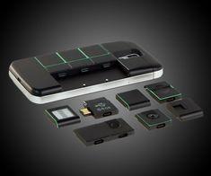 Modular Smartphone! Customize your memory, speakers etc.