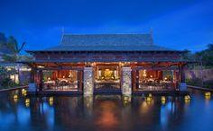 The St. Regis Mauritius Resort - SpaDreams http://www.spadreams.nl/goedkoop/mauritius/zuidwestkust-mauritius/le-morne/the-st-regis/
