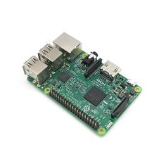 Raspberry Pi 3 Model B Quad-Core 1.2 GHz 1 GB RAM