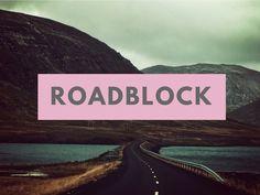 Jodie Paterson - Roadblock