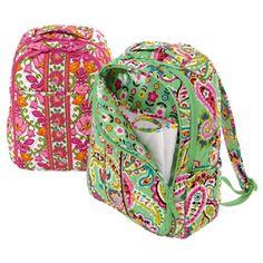Best Diaper Bags Of 2017 Vera Bradley Backpack