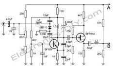 12AX7 / 12AU7 Tube Preamplifier Power Supply Schematic