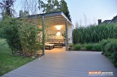 NOMAWOOD® System DB1 Steppe #decking