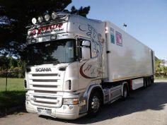 Scania r 500 v8 torello trasporti