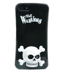 Skull candy color with kito bracket phone shell for the iphone5 (black)