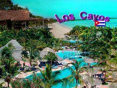 Los Cayos de Cuba