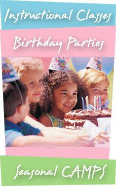 Starr Gymnastics Sparkyd Birthday Parties